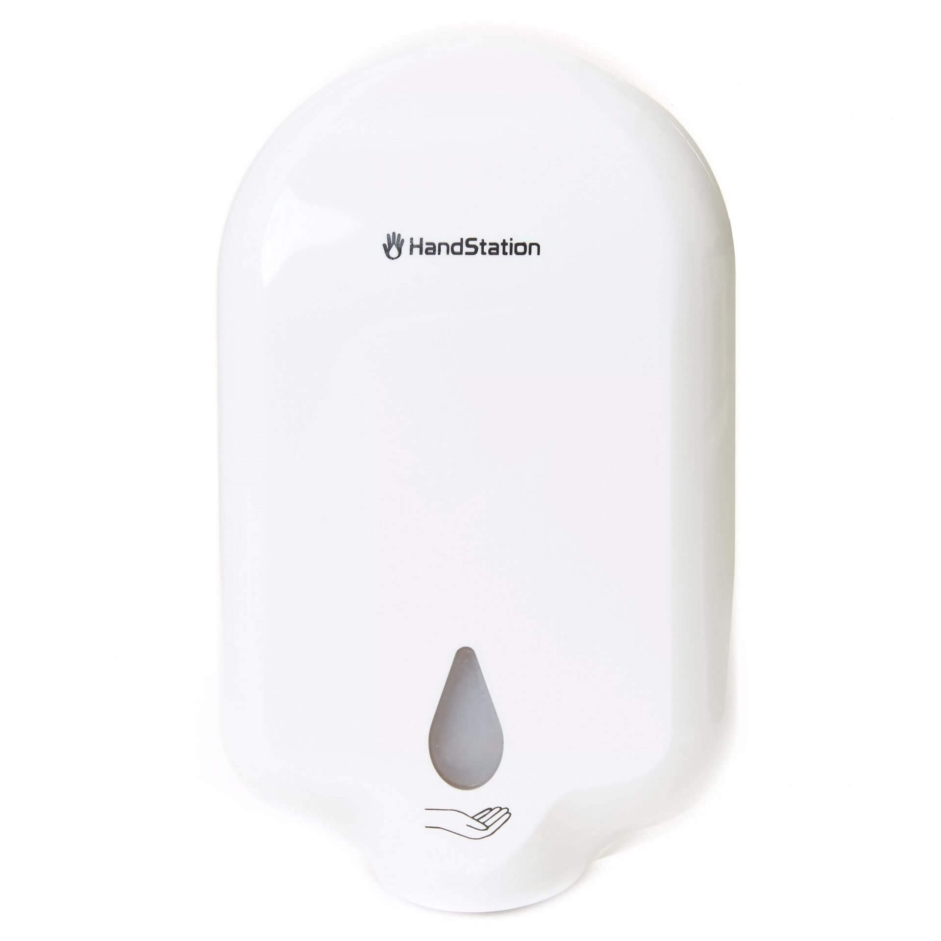 HandStation Eco Wall Mounted Automatic Touch Free Hand Sanitiser System – Gel Dispenser