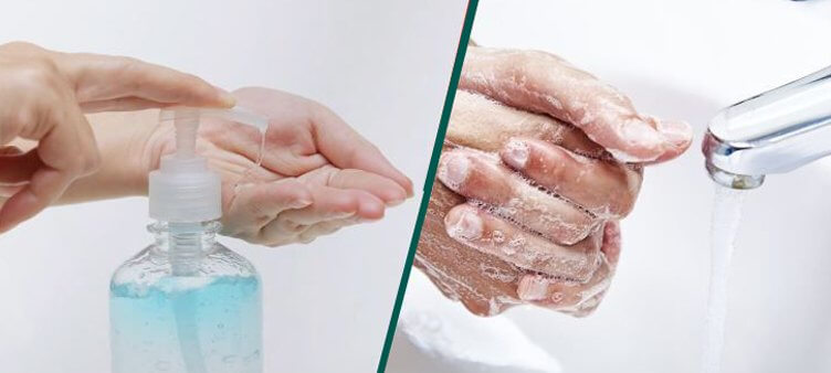 Why Is Soap Better Than Hand Sanitiser?
