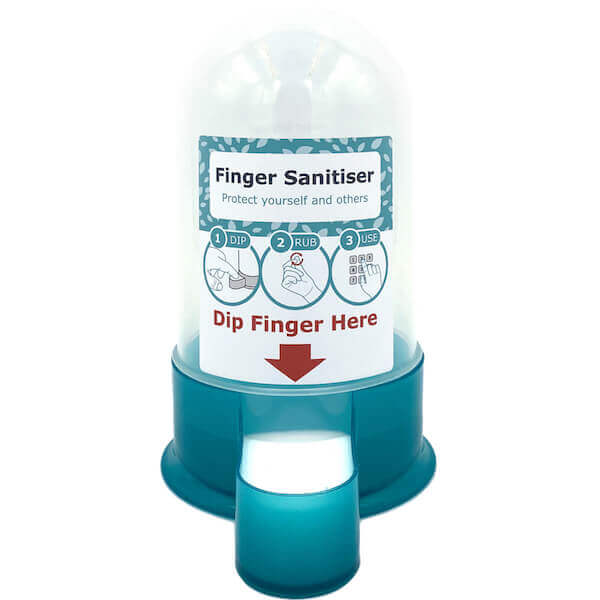 Finger Sanitiser Dispenser