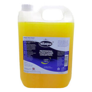 Nilaqua Antibacterial Floor Cleaner Concentrate Alcohol Free 5 Litre