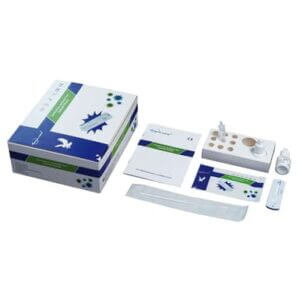 Healgen rapid antigen test kit