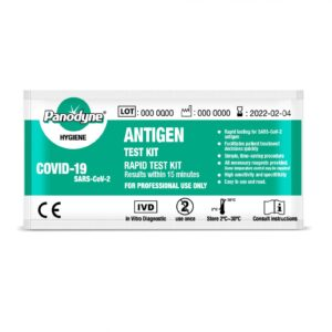 Panodyne Covid-19 Rapid Antigen Test Kit (SINGLE TEST KIT)