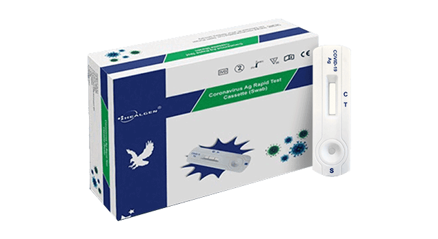 Healgen Covid-19 Lateral Flow Rapid Antigen Test Kits