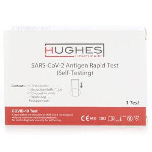 Hughes Healthcare Rapid Antigen Test Kits for Covid-19 (Home Test Kit)