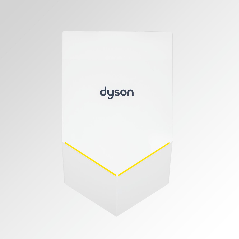 Dyson Airblade V HU02 Hand Dryer in White